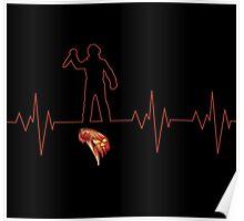Heartbeat Michael Myers Poster
