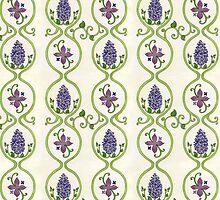 Nouveau Lilac by Mariya Olshevska