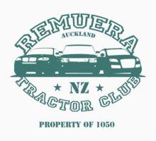 Remuera Tractor Club T-Shirt