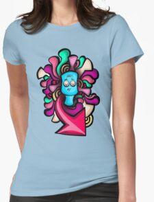 Foo Womens Fitted T-Shirt