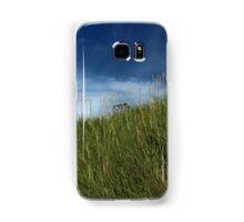 Slope of dune grass Samsung Galaxy Case/Skin