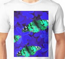Butterflies are Free To Fly #3 Unisex T-Shirt