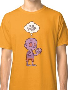 Gluten-free Zombie Classic T-Shirt