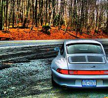 Porsche 993 C4S HDR by gtexpert