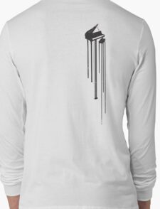 Playa Piano Long Sleeve T-Shirt