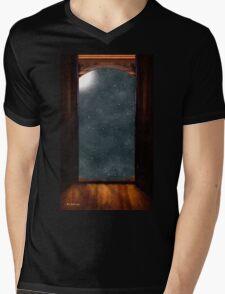 The Threshold Mens V-Neck T-Shirt