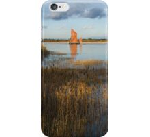 Snape Maltings Wherry iPhone Case/Skin