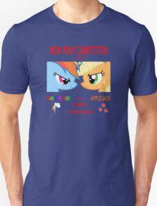 Rainbow Dash vs Applejack T-Shirt