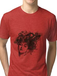 Rusty Lady Tri-blend T-Shirt