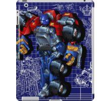 Armada Optimus Prime iPad Case/Skin