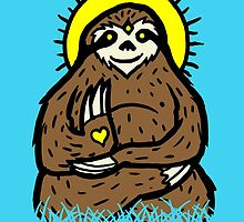 Spirit Sloth by Jonah Block
