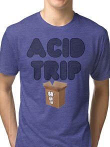 ACID TRIP H++ CLOTHIN Tri-blend T-Shirt
