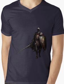 Balder Knight Mens V-Neck T-Shirt