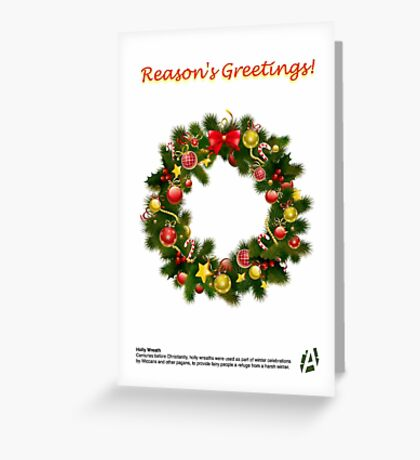 AI Card 2 Greeting Card