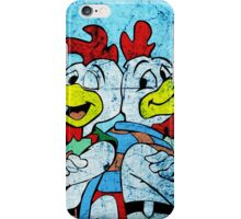Los Pollos Hermanos Wink (retro) iPhone Case/Skin