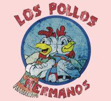 Los Pollos Hermanos Wink (retro) One Piece - Short Sleeve