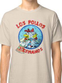 Los Pollos Hermanos Wink (retro) Classic T-Shirt