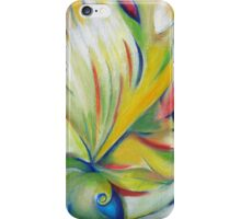 Floral Dao iPhone Case/Skin