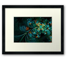 Breach Tree Framed Print