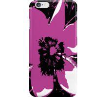 Blooming Magenta iPhone Case/Skin