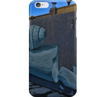 Dismaland - Toilet Sign iPhone Case/Skin