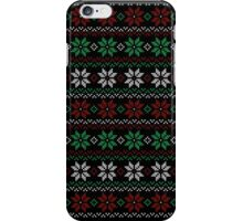 Ugly Flower Sweater iPhone Case/Skin