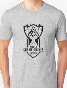 2015 World Championship League Of Legends Shirt T-Shirt