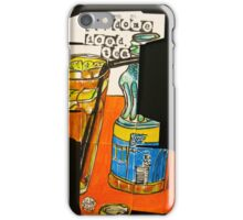 at dome iced tea iPhone Case/Skin