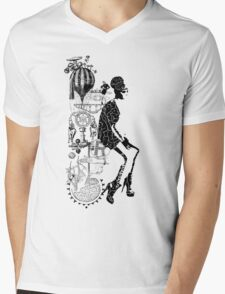 Neutrino   Mens V-Neck T-Shirt