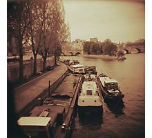 Once upon a time in Paris Photographic Print