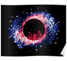 Red Shift Poster