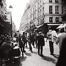 Le Parisien by Ninit K