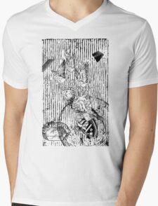 Diamondlight Mens V-Neck T-Shirt