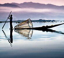 Fisherman  by Asif Patel