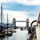 Tower Bridge, London by Asif Patel