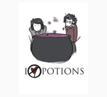 I </3 Potions by Kirsten  Stackhouse