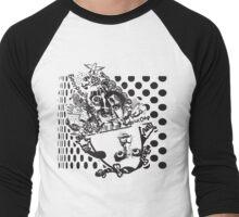 Polka Hermaphrodot Men's Baseball ¾ T-Shirt