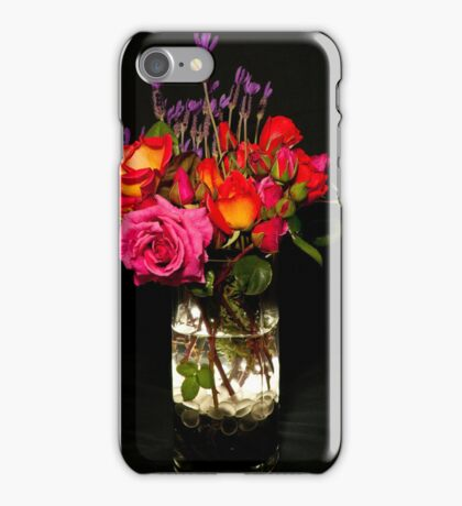 Flowers for my Case iPhone Case/Skin