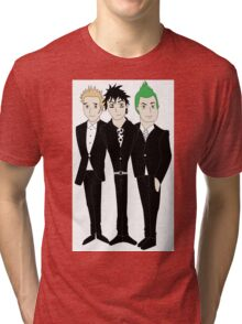 Green Day Tri-blend T-Shirt