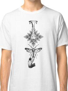 Moth Equals Classic T-Shirt