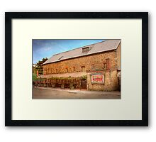 The Old Mill - Hahndorf, The Adelaide Hills, SA Framed Print