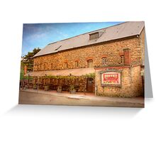 The Old Mill - Hahndorf, The Adelaide Hills, SA Greeting Card