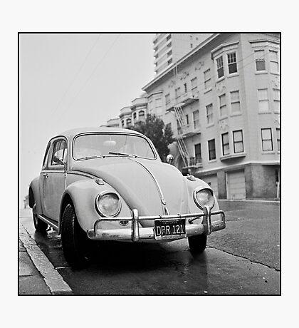 Union Street Photographic Print