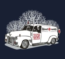 The Blood Mobile One Piece - Long Sleeve