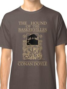 Hound of the Baskervilles Book Cover Classic T-Shirt
