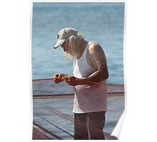 Fishermans Blues Poster