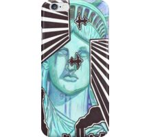 Silent Witness iPhone Case/Skin