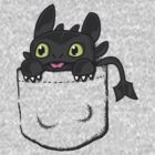 Pocket Toothless by Tabner