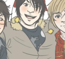 Marauders: Winter Tales Sticker