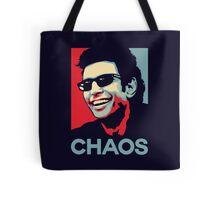 Ian Malcolm 'Chaos' T-Shirt Tote Bag
